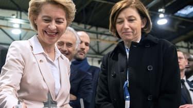 La ministre des Armées Florence Parly et son homologue allemande Ursula von der Leyen cherchent à redéfinir la politique de ventes d'armes entre la France et l'Allemagne