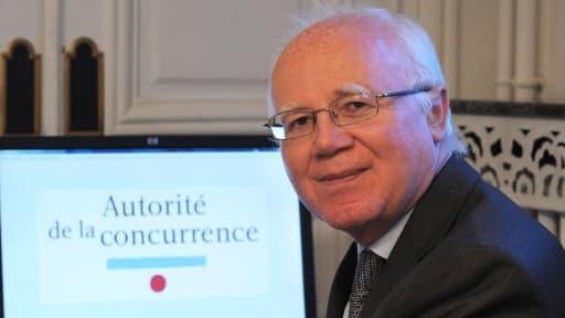 Bruno Lasserre est à la tête de l'instance chargée du respect de la concurrence la plus active d'Europe.