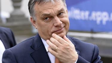 """Viktor Orban, """"enfant terrible"""" du PPE."""