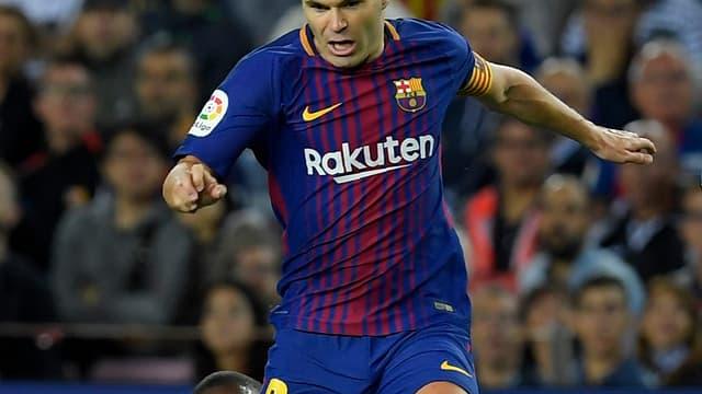 Andres Iniesta prolonge « à vie » avec le Barça