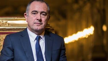 Didier Guillaume, le 15 novembre 2016.