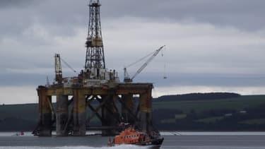 La production de pétrole en mer du Nord décline, mais pourrait connaître un rebond dans un futur proche.
