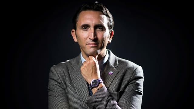 Julien Aubert, député du Vaucluse et ex-prétendant à la présidence des Républicains