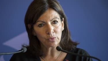 Anne Hidalgo s'est réjouie des progrès du Vélib'.