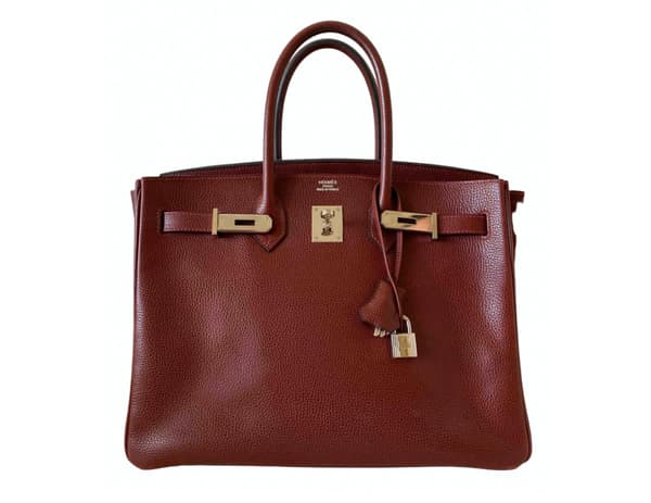 Découvrez les sacs à main de la gamme Birkin d'Hermès