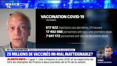 """Record de vaccinations en 24 heures: pour Yves Coppieters, médecin épidémiologiste, """""""