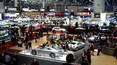 Faites attention, cette année encore, un SUV peut en cacher un autre au Salon de l'auto de Genève.