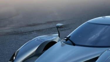 La SCG003S, cette nouvelle supercar de 750 chevaux, ressemble à une Ferrari Enzo, en particulier au niveau de la face avant, et est aussi rapide que la LaFerrari.
