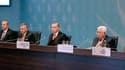 Les dirigeants musulmans lors du sommet extraordinaire organisé à Istanbul ce mercredi 13 décembre