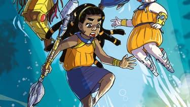 """""""Mulatako"""" de Reine Dibussi, une ambitieuse saga de SF inspirée par la mythologie camerounaise"""