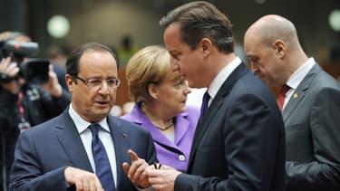 David Cameron devrait rencontrer plusieurs autres chefs d'Etat européens dans les prochains jours.