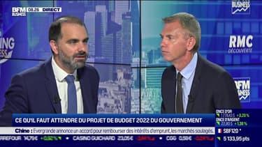 """Laurent Saint-Martin """"Député du Val-de-Marne et rapporteur général du budget au Parlement): """"La réforme des retraites a été percutée par la crise Covid, faute de quoi, elle serait déjà promulguée"""""""