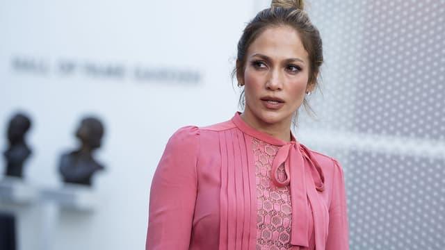 Jennifer Lopez le 9 juin 2016 en Californie