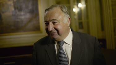 Gérard Larcher, président du Sénat a appelé les députés à approuver le texte de loi en faveur de la compétitivité territoriale - Vendredi 29 janvier 2016