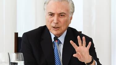 Michel Temer veut repousser l'âge du départ à la retraite des Brésiliens.