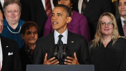 Barack Obama a souligné le fait que les Américains les plus riches allaient devoir payer plus d'impôts.