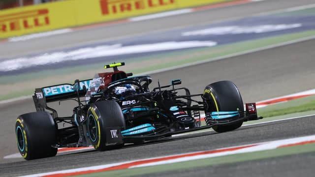 Lewis Hamilton à Bahreïn