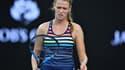 Jessika Ponchet à l'Open d'Australie
