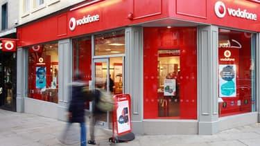 Les filiales européennes de Vodafone, hors du Royaume-Uni, réalisent 55% des profits de l'opérateur.