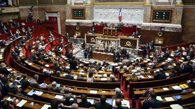 Vendredi était le 9e jour consécutif de débats à l'Assemblée nationale