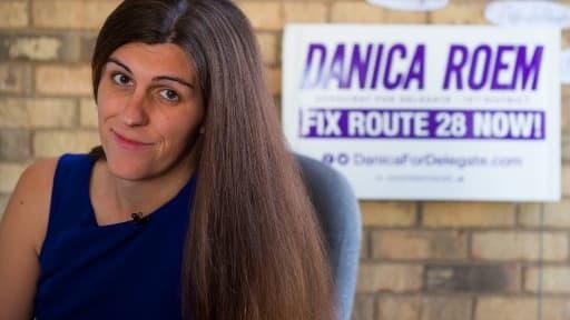 Denica Roem, le 22 septembre 2017