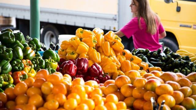 Les Français sont attentifs à la provenance des produits agricoles.