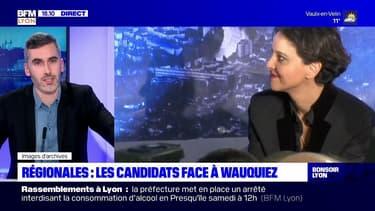 Régionales : quels candidats face à Laurent Wauquiez ?