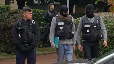 Interpellations à Torcy, en Seine-et-Marne, le 10 octobre dernier.