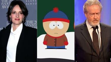 """Phoebe Waller-Bridge, """"South Park"""" et Ridley Scott"""