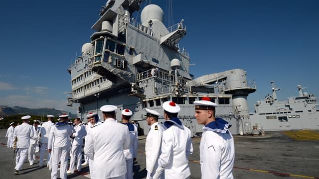 Les cérémonies célébrant le débarquement en Provence de 1944 auront lieu sur le porte-avions français Charles de Gaulle