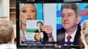 Lors des élections législatives 2012, Marine Le Pen et Jean-Luc Mélenchon s'étaient affrontés, y compris sur les plateaux de télévision.