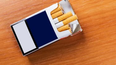 A partir du 1er janvier 2017, les paquets neutres seront les seuls paquets vendus dans les bureaux de tabac.