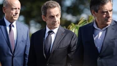 Alain Juppé, Nicolas Sarkozy et François Fillon sont tombés d'accord sur la stratégie à adopter.