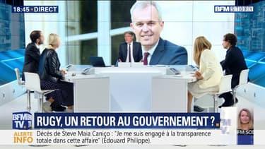 François de Rugy, un retour au gouvernement ?