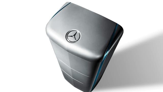 Mercedes-Benz veut surfer sur le succès de Tesla dont les batteries domestiques ont déjà été pré-commandées à plus de 38.000 exemplaires