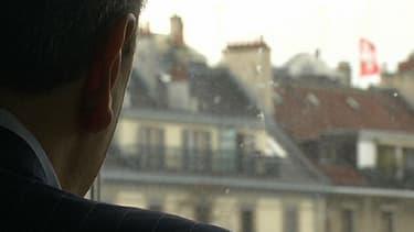 L'homme qui accompagnait, au début des années 2000, des clients pour Reyl, à Genève mercredi.