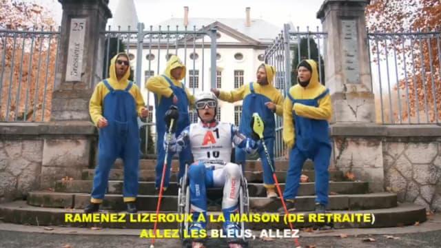 Le clip de Team Valoche avec Julien Lizeroux