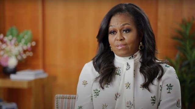 """Michelle Obama dans une interview au """"Today Show"""" de NBC"""