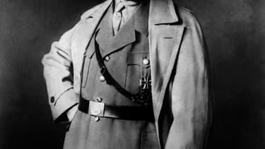 Adolf Hitler était le Chancelier du Troisième Reich du 30 janvier 1933 au 30 avril 1945