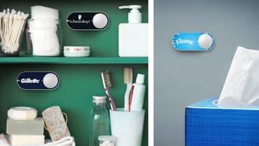 Ce bouton dash permet de commander des centaines de produits en une pression