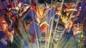 L'album spécial de 80 ans de Marvel