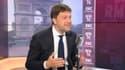 Benoît Payan, maire de Marseille, invité de BFMTV/RMC le 31 août 2021.