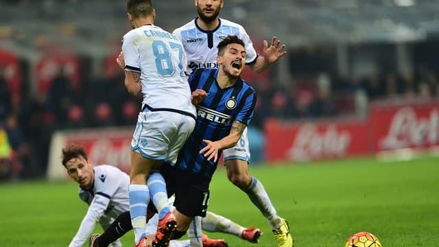 La Lazio a réussi à jouer un mauvais tour à l'Inter