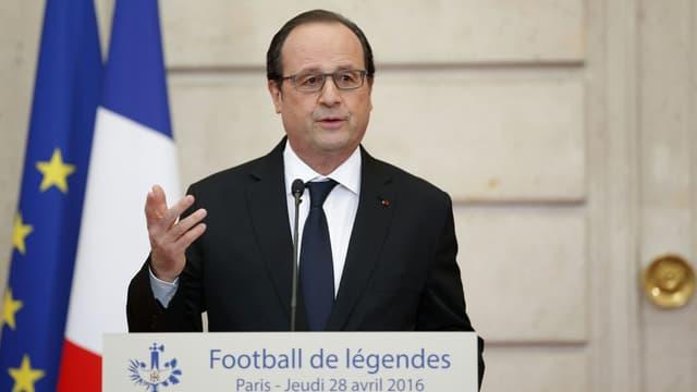 François Hollande songerait à un geste pré-électoral