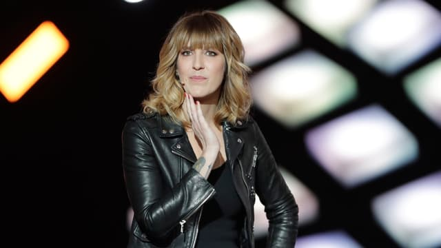 Daphné Bürki aux dernières Victoires de la musique