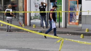 Une attaque au couteau avait fait un mort et huit blessés à Villeurbanne le 31 aout 2019.