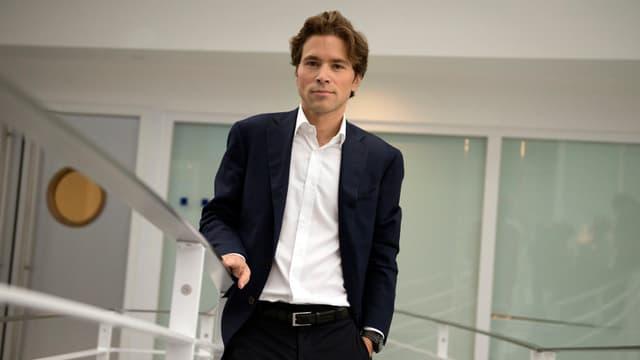 """Geoffroy Didier, de la Droite forte (UMP), accuse le gouvernement de """"se combattre lui-même"""""""