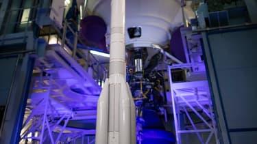 Ariane 6, dont le développement a coûté trois milliards d'euros, doit voler au second semestre 2020.