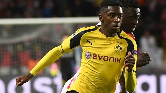 Ousmane Dembélé n'enfilera pas son maillot du Borussia ce week-end.