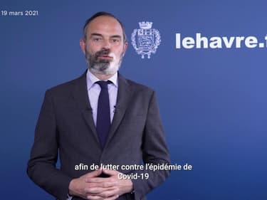 """Pour Édouard Philippe, ce n'est pas """"la situation sanitaire"""" actuelle qui justifie le confinement en Seine-Maritime mais """"la dynamique"""""""